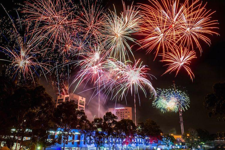 Celebrate in style at Parramatta's New Year's Eve spectacular