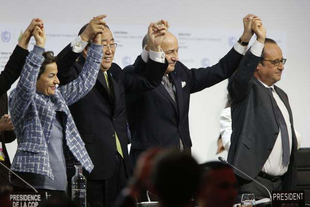 One word made the difference: How Paris climate pact was won