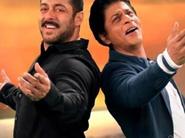 Shah Rukh Khan: I don't need a real brother, I have Salman