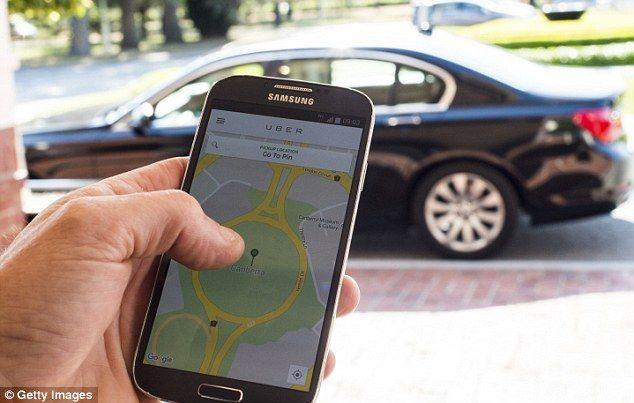 Uber is about to go next level with Optus offering free Wi-Fi during your ride