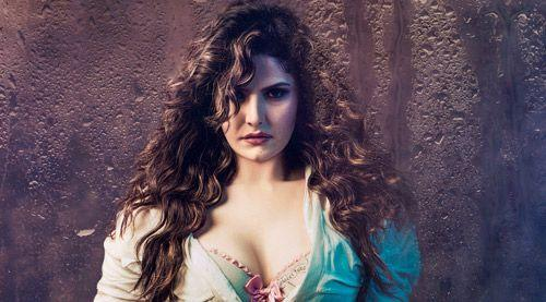 """""""I can't be there just as an eye-candy or a showpiece"""" - Zareen Khan on choosing Hate Story 3"""
