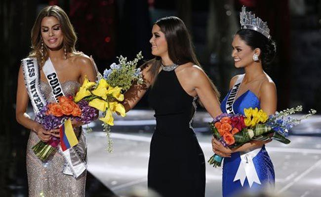 And Miss Universe Is...Miss Colombia...Err Philippines
