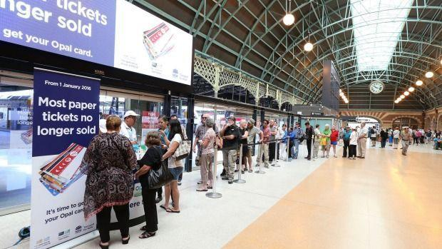 Opal advances: Last day for sale of most paper tickets