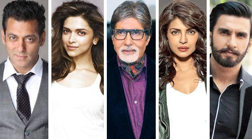 Bollywood's movers and shakers of 2015