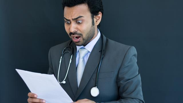 More than 1-in-4 doctors show signs of depression, says study