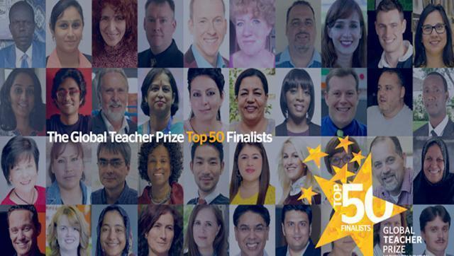 4 Indians in race for $1-mn prize for outstanding teachers