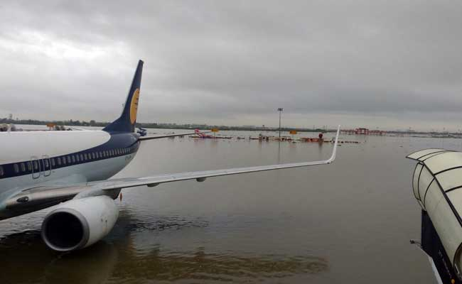 With Chennai Airport Shut Till Sunday, Navy Base to be Used for Commercial Flights