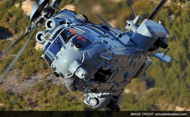 Mahindra, Airbus Pact To Make Helicopters Among 16 India-France Deals