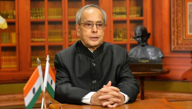 Indo-Pak talks needed but not under a shower of bullets: President
