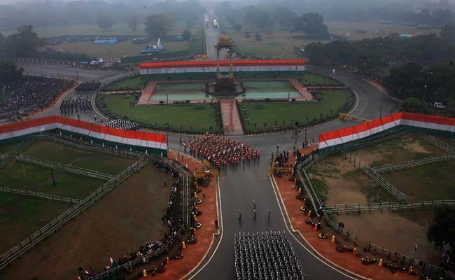 A Foreign Contingent Will March With Indian Troops This Republic Day