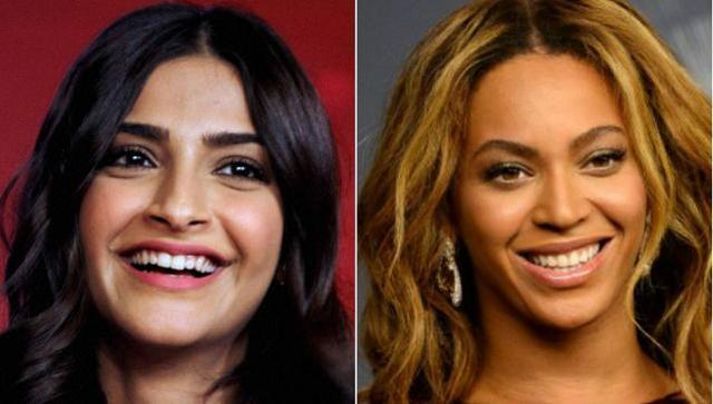 Sonam Kapoor will be in Coldplay's next music video with Beyonce
