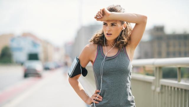 Now, wearable sweat sensor to monitor your health