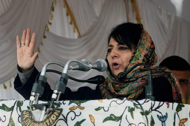 Mehbooba Mufti Set To Be Jammu And Kashmir's First Woman Chief Minister