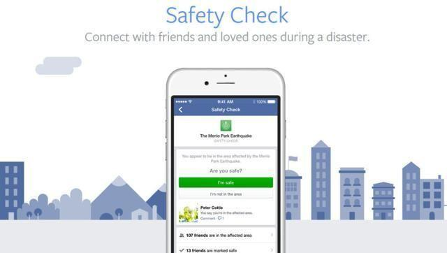 The curious case of Facebook's Safety Check feature