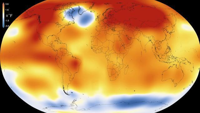 2015 hottest year in recorded history, this year likely to be warmer