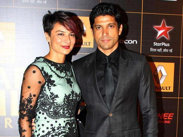 Farhan Akhtar, Adhuna Separate After 16 Years of Marriage