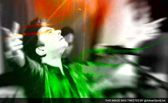 Singer Adnan Sami, Newly Indian, Tweets 'Jai Hind' With Tricolour