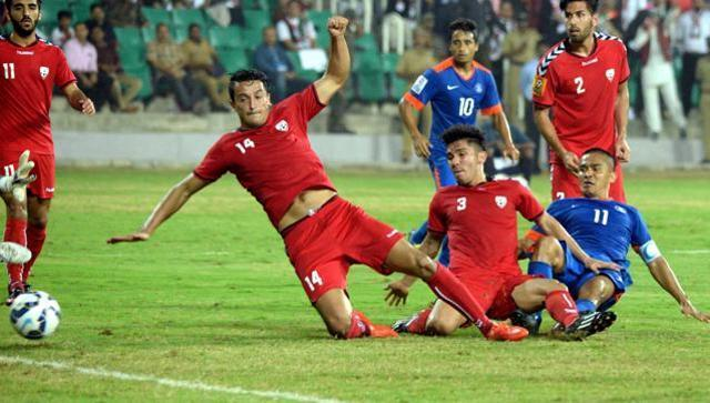 India defeat Afghanistan 2-1 to clinch SAFFCup title