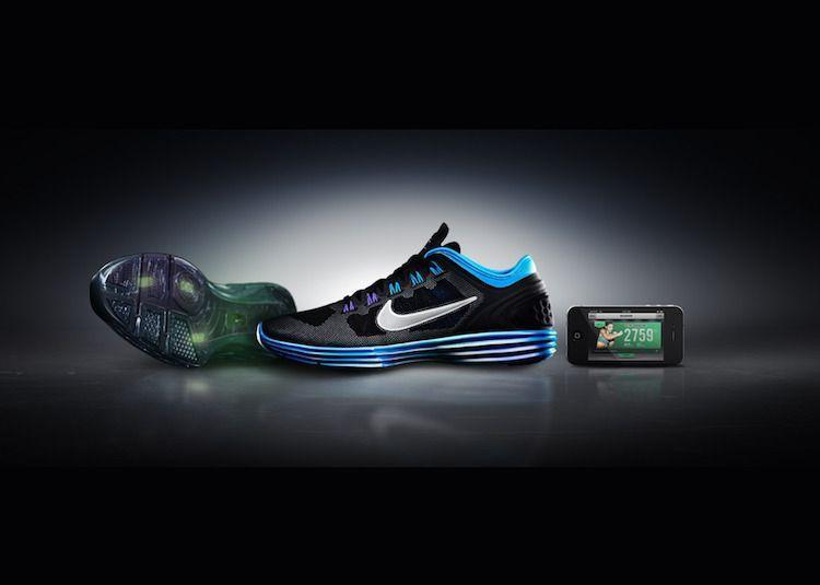 Nike granted patent for smart shoe with in-built fitness tracking