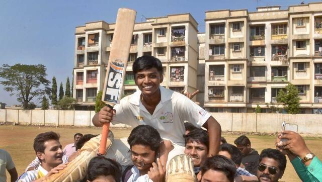Pranav Dhanawade smashes all-time cricketing records : 1,009 not out