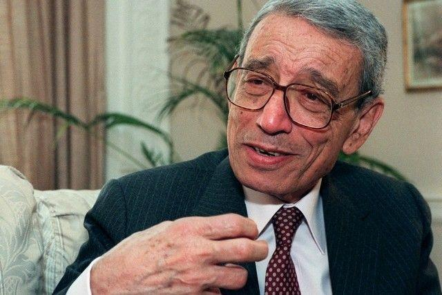 First UN chief from Africa Boutros-Ghali dies at 93