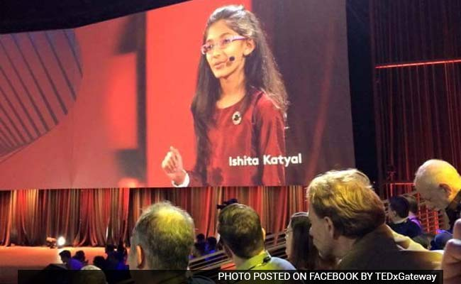 Pune Girl, All of 10, is Youngest Indian TEDx Speaker