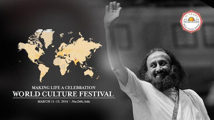 The World Culture Festival 2016 - A grand extravaganza of music and dance : Art of Living