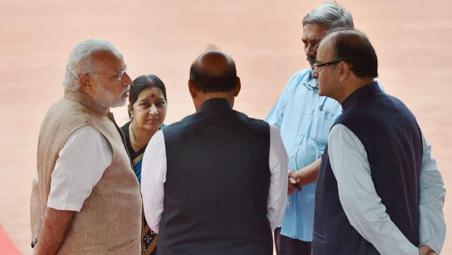 Jat protests, JNU to be ammo against BJP in Budget session