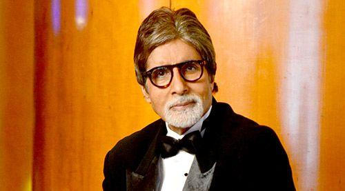 Amitabh Bachchan is on his way to recovery