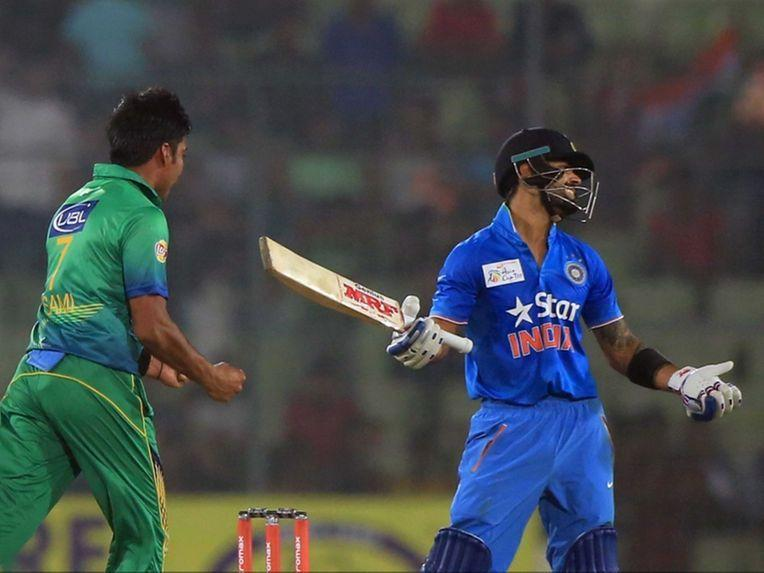 Asia Cup: Virat Kohli Fined For Showing Dissent at Umpire's Decision During India-Pakistan Game