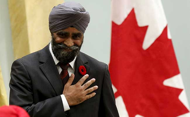 Canada's Sikh Defence Minister Harjit Sajjan Heckled With 'Racist' Remarks