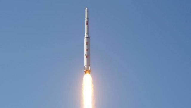N Korean rocket puts object into space, angers neighbours, US and UN