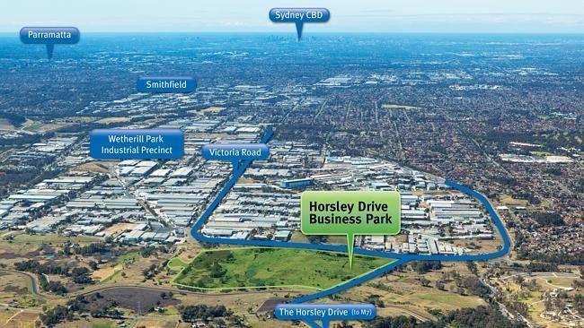 New Business Hubs For Western Sydney