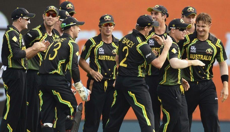 Aussies' shock World T20 selections