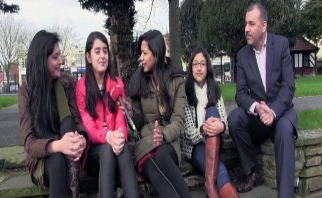 These Indian-Origin Girls Scored More Than Albert Einstein In Mensa IQ Test