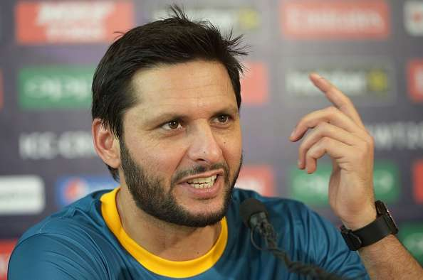 More loved in India than in Pakistan: Afridi