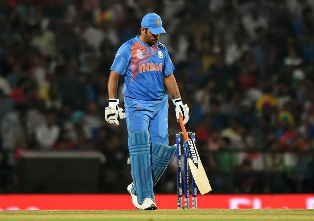 We lacked adaptability, batsmen let us down: Dhoni on WT20 loss to NZ