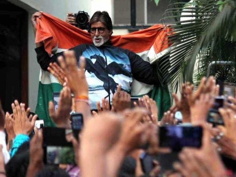 World T20: Amitabh Bachchan to Sing National Anthem Before India vs Pakistan Clash at Eden Gardens