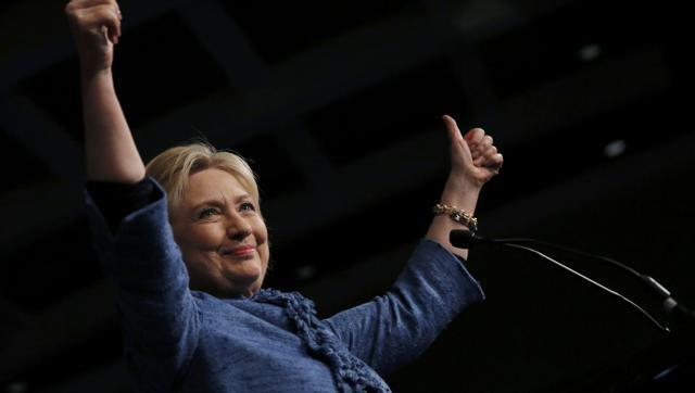 Trump, Clinton solidly on course for party nominations