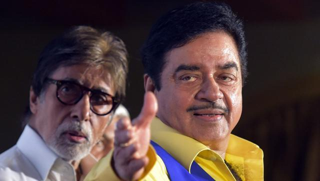 Matter of pride if Amitabh becomes the next president: Shatrughan