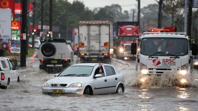 Disaster assistance for metropolitan Sydney communities affected by 2015 hail storm and flooding