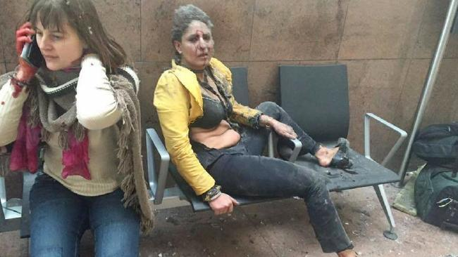 Nidhi Chaphekar who became the face of terror attacks