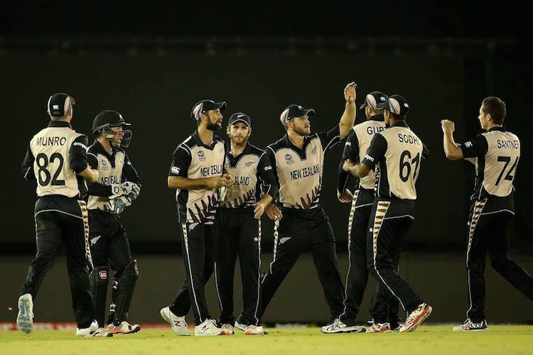 World T20: New Zealand Beat Pakistan, Qualify For Semifinals