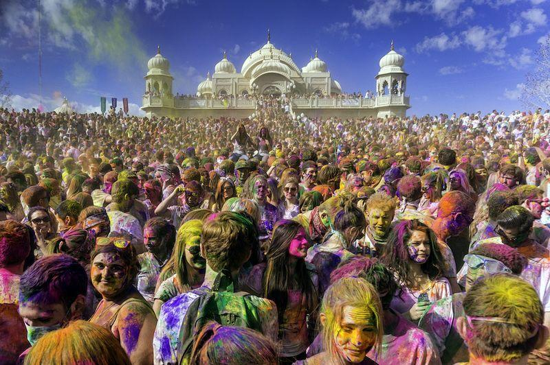 Happy Holi From The Indian Telegraph
