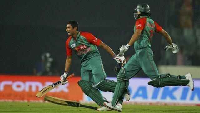 Asia Cup: Bangladesh upstage misfiring Pak, seal final against India