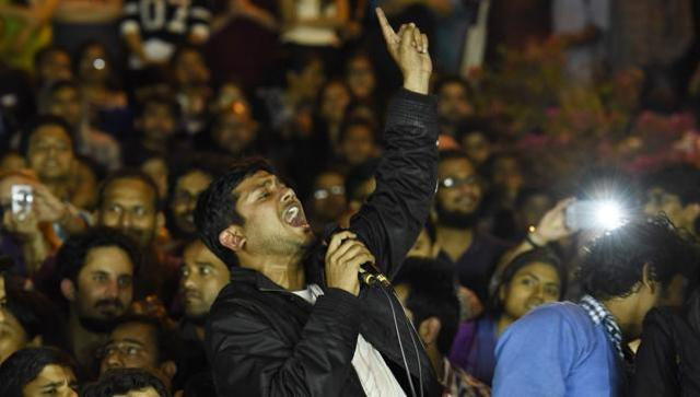 Want freedom within India, not from India: Kanhaiya after release