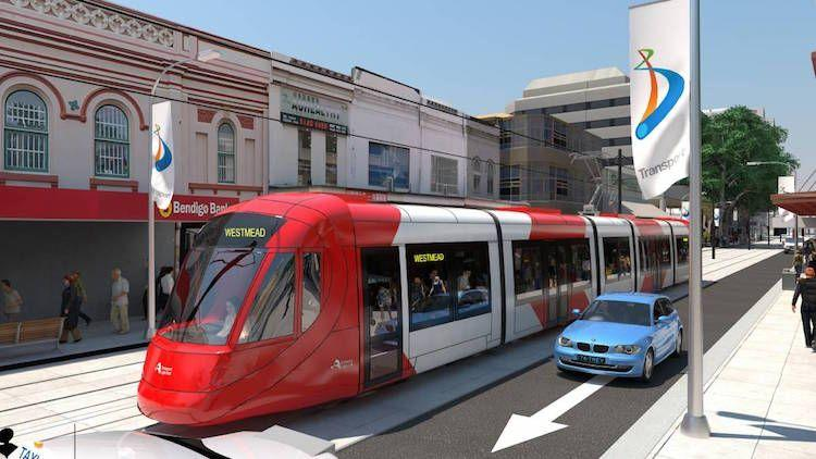 """Connecting The West- """"Pressing Go"""" On Parramatta light rail"""