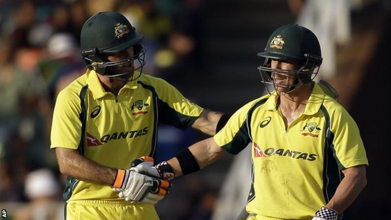 South Africa v Australia: Tourists level series with record stand
