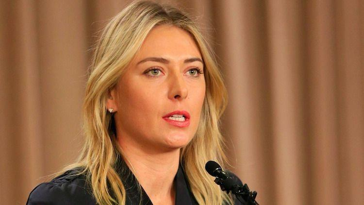 Maria Sharapova suspended for 2 years, says she will appeal doping ban
