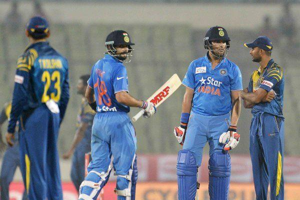 Asia Cup: Kohli anchors to win over Sri Lanka for place in the final